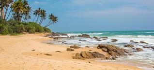 Das sind die schönsten Strände Sri Lankas