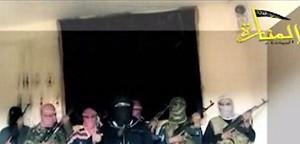 Jihadisten in Syrien auf dem Vormarsch