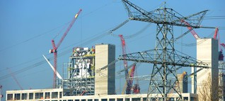 Holländische Energiepolitik: Frau Antje heizt mit Kohle