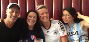 Soccermania - USA Fußballverrückt Kerstin Zilm