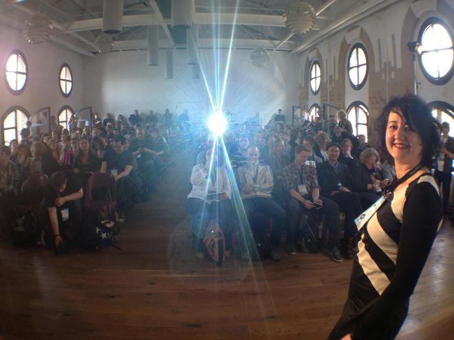 Vortrag bei der re:publica 2013