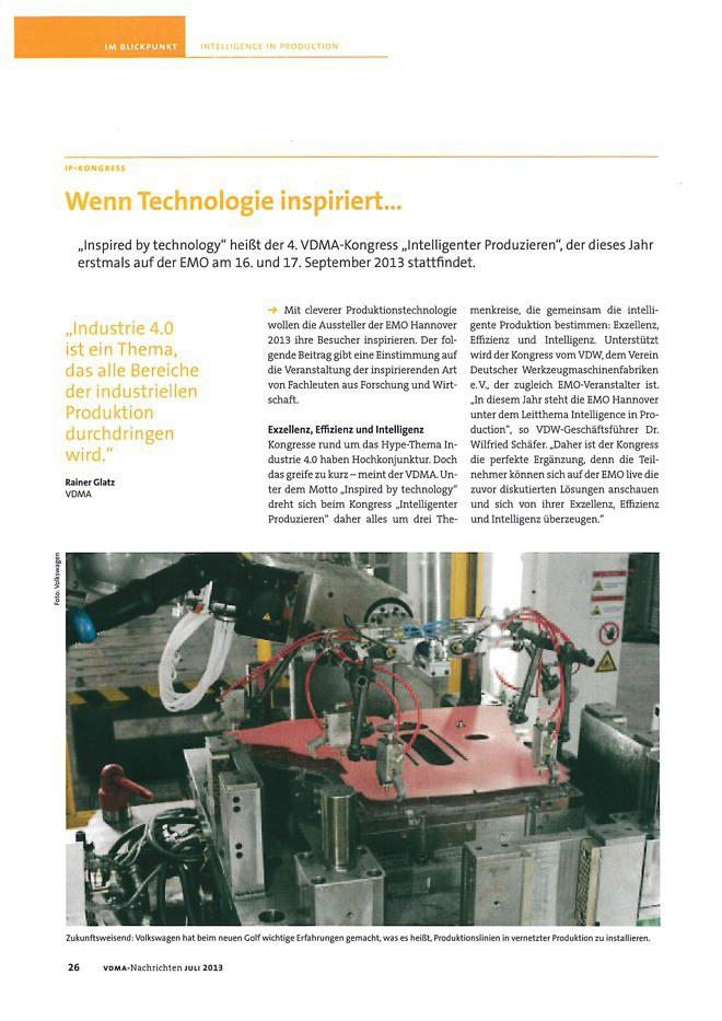 Wenn Technologie inspiriert...