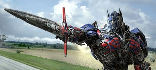 """Kritik: """"Transformers: Ära des Untergangs"""""""