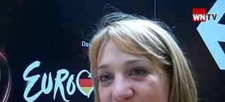 Video: Freiwillige aus Münster hilft beim Eurovision Song Contest