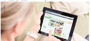 Das Internet macht Tiefkühlkost noch convenienter für den Verbraucher
