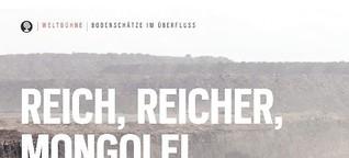 Reich, reicher, Mongolei