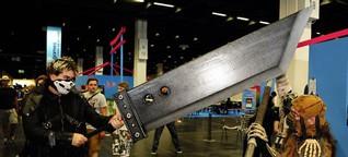 Kodex veröffentlicht: Gamescom: Waffen-Verbot - aber Sonderregeln für Stabpeitschen