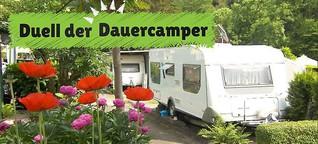 WDR Servicezeit Reportage: Duell der Dauercamper