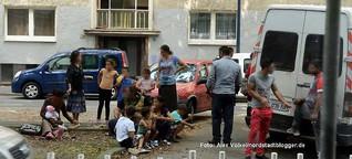 """Armutszuwanderung: Das Wort """"kostenlos"""" kennen viele Roma nicht"""