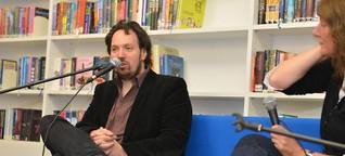 """Carsten Henn stellte sein Buch """"Die letzte Reifung"""" vor"""
