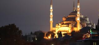 Postkarte aus Istanbul