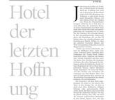 Hotel der letzten Hoffnung