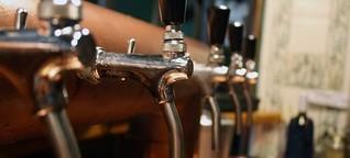 Neues Bier braucht die Stadt
