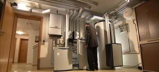 Schwarmkraftwerke - Energiewende im Keller