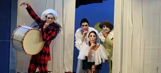 """""""Der Bajazzo"""" bringt Amore in die Kammeroper"""