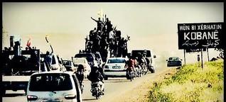 Der Sturm auf Kobane