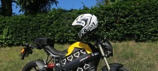 moto1203 | Brammo Empulse R: Schnell, schneller, schnell leer