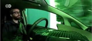 Elektroautos beim Carsharing