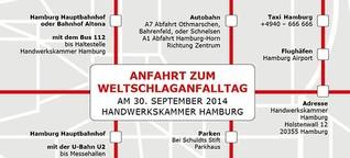 Weltschlaganfalltag in Hamburg