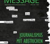 Message 4-2014: Der große Traum