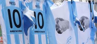 Messis Heimatstadt Rosario: Eine Stadt voller Helden - SPIEGEL ONLINE
