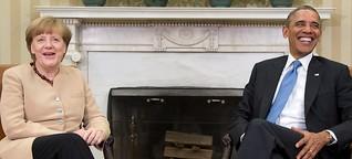 Germany: Ally or arbiter in Ukraine crisis?