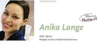 Nachgefragt: ZTM Anika Lange