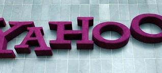 Yahoo // Große Versuchung für Hedgefonds