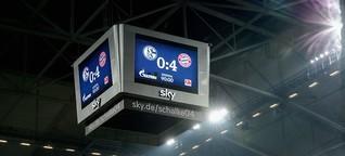 Schalke 04: Danke fürs Kommen, Glückauf, und ... ähh