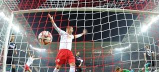 Zweite Bundesliga: Eigentor öffnet RB Leipzig die Tür zum Heimsieg