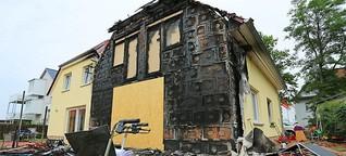 Behörden-Tests: Dämmung an Millionen Häusern kann Brände anfachen