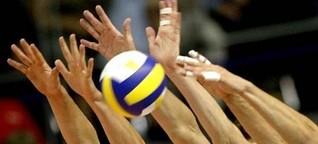 Volleyball: Harte Strafe für den Jung-Star Philipp Collin