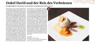 Restaurantkritik: Masel Topf