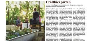 Craftbiergarten