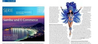 Samba do Brasil - schwungvoller eCommerce
