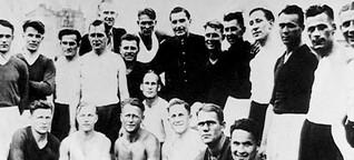 Triumph der Brotfabrik-Helden über Hitlers Luftwaffe
