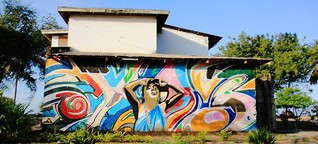 Graffiti-Szene in Tansania - Vier Männer und eine Vision