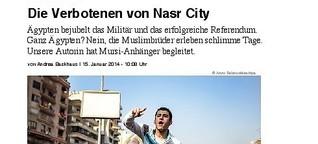 Die Verbotenen von Nasr City