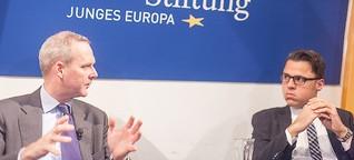 """""""Die europäische Außenpolitik und der Umbruch der Arabischen Welt"""""""