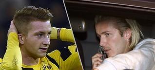 Marco Reus ist nicht der einzige Fußballer mit Verkehrssünden