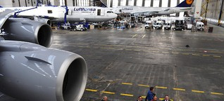 Flugzeuge sollen zu Eulen werden