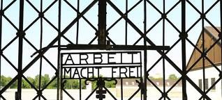 Part of 'Arbeit macht frei' sign stolen from Dachau concentration camp - Jewish World News
