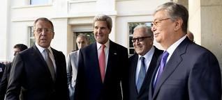 Genf: Neutraler Ort für schwierige Gespräche