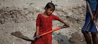Moderne Sklaverei: 36 Millionen Menschen betroffen