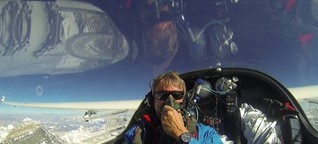 Extremflieger Klaus Ohlmann - Um den Mount Everest segeln