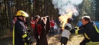 Training für Helfer: Bereit für die nächste Katastrophe - SPIEGEL ONLINE