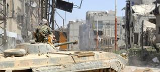 Neun mutmaßliche Syrien-Kämpfer in Österreich festgenommen