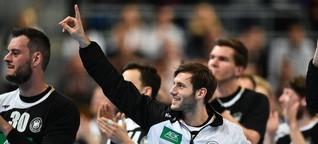 Handball-WM 2015 in Katar: die Charakterköpfe der deutschen Nationalmannschaft