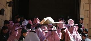 Saudi-Arabien nach Abdullahs Tod: Vorgänger, Nachfolger und Herausforderungen