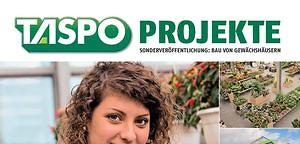 TASPO Projekte Bau von Gewächshäusern 2014